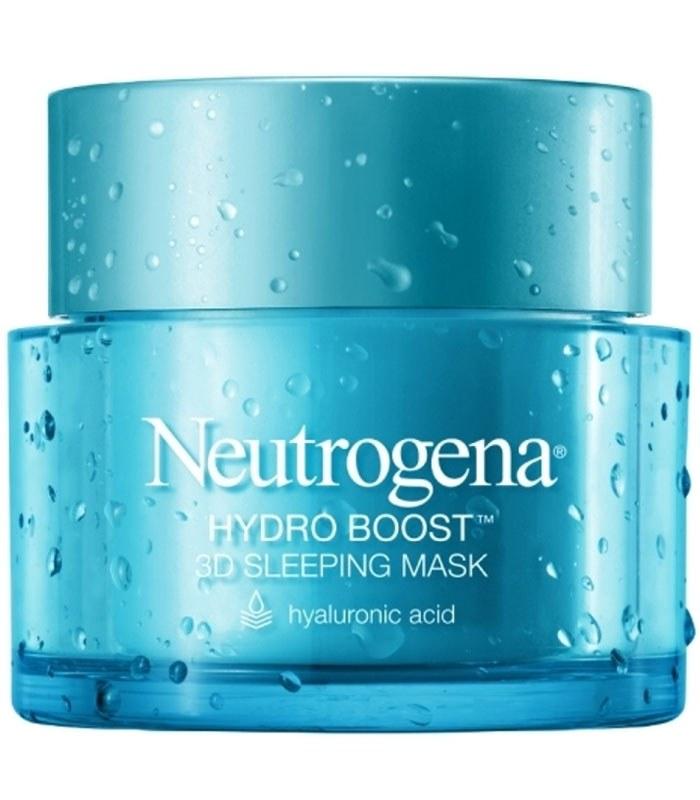 Neutrogena 露得清 - 水活保濕3D晚間面膜  - 50g