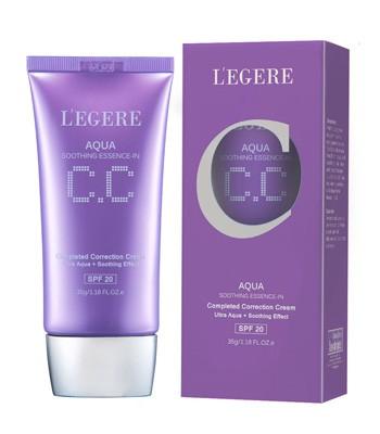 L'EGERE  - 水透亮CC 霜-35g