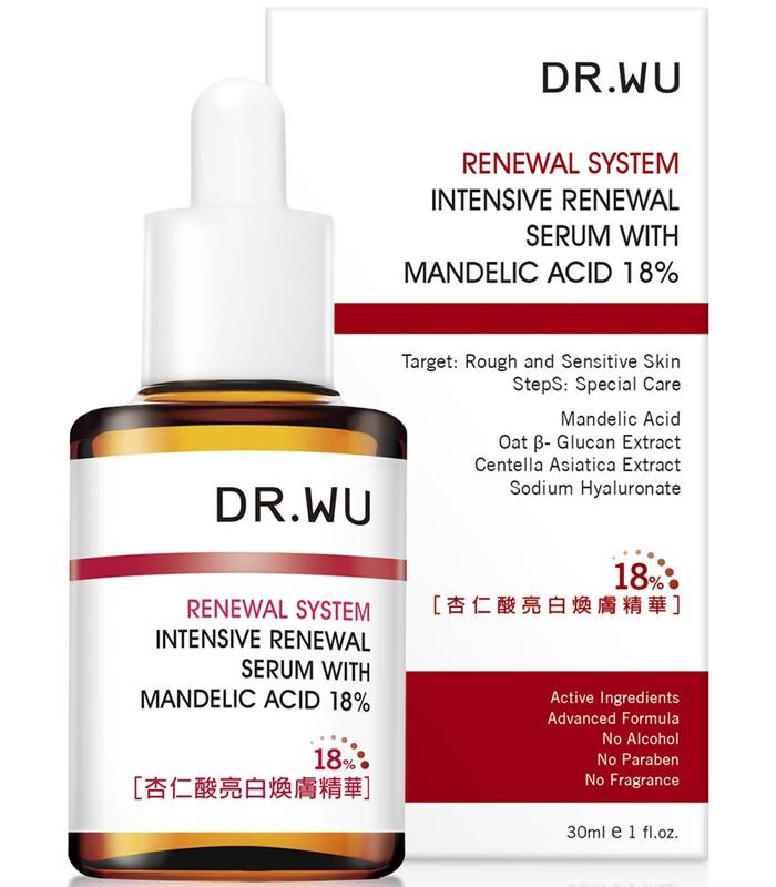 DR.WU 達爾膚 - 杏仁酸亮白煥膚精華18%  - 30ml