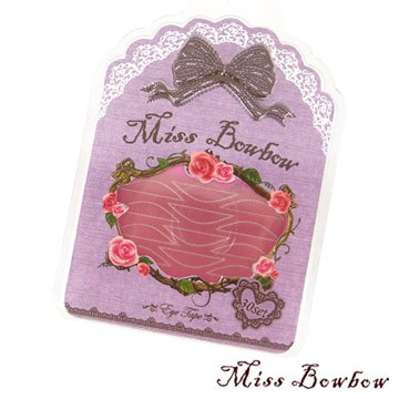 Miss Bowbow - 隱形雙眼皮貼 溫和版 紫板附白膠-4mL/30回