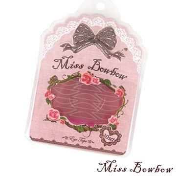 Miss Bowbow - 隱形雙眼皮貼 專業版(粉) 附黃膠-3mL/30回