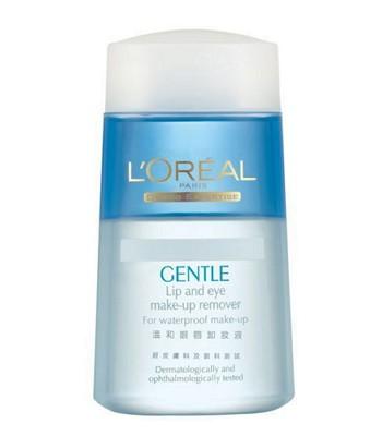 Loreal 巴黎萊雅 - 溫和眼唇卸妝液  - 125ml