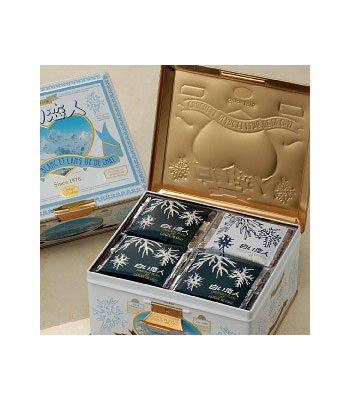 Shiroi Koibito 白色戀人 - 白色戀人巧克力餅乾-36入  - 36入