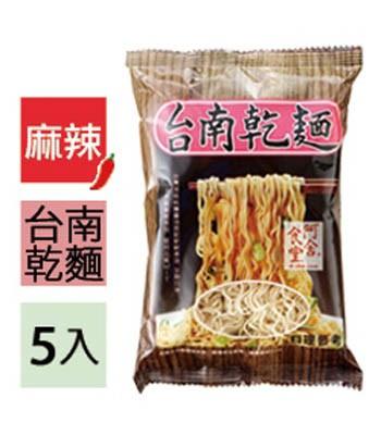 A-Sha 阿舍乾麵 - 台南乾麵(麻辣-葷)  - 5包