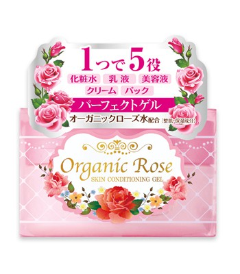 MEISHOKU  - OrganicRose保濕水凝膠-90ml