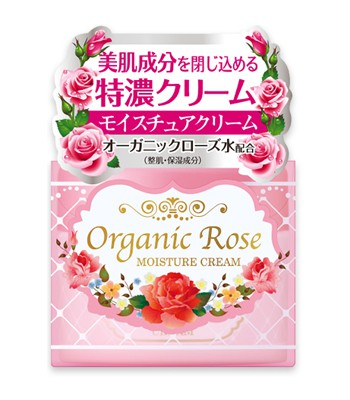 MEISHOKU  - OrganicRose特濃潤澤乳霜-50ml