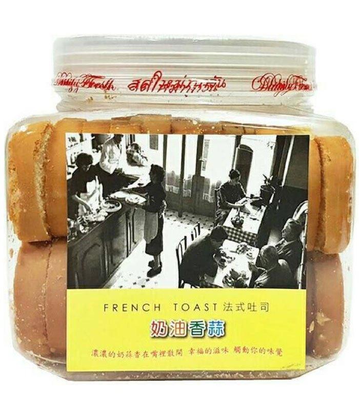 San-Li French Toast 三立法式吐司 - 奶油香蒜吐司  - 200g±4.5%