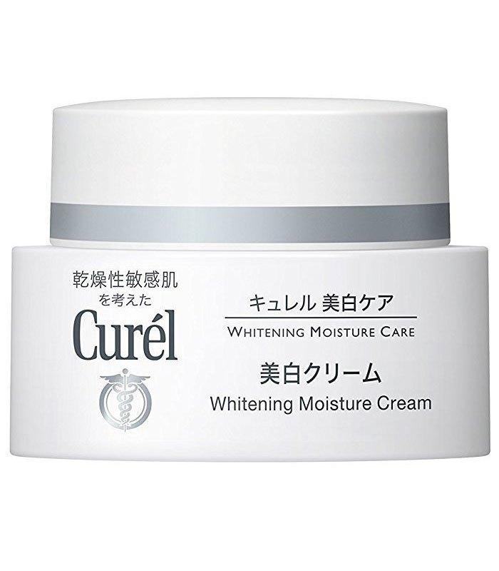 Curel 珂潤 - 潤浸美白深層保濕乳霜  - 40g
