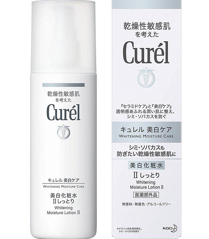 Curel 珂潤 - 潤浸美白保濕化粧水 - 140ml