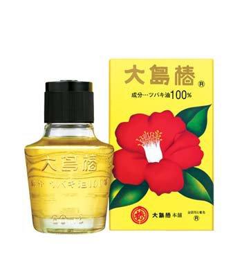 大島椿 - 100%黃金樁油(小)  - 40ml
