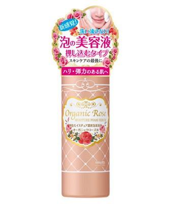 MEISHOKU  - Organic Rose 濃密泡美容液-60g