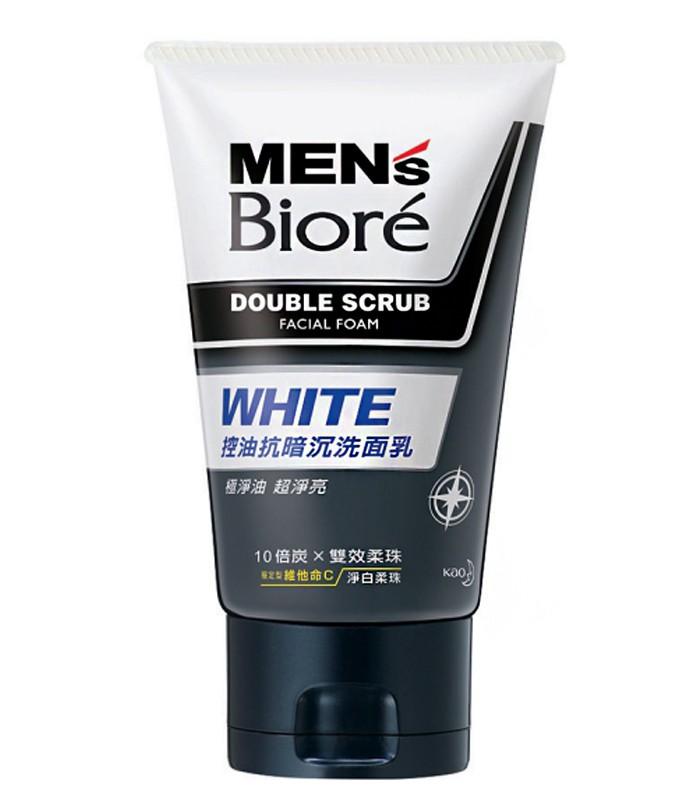 Biore 蜜妮 - 男性White控油抗暗沉洗面乳  - 100g