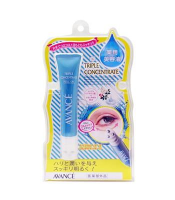 AVANCE - 冰晶三重滾珠美容液-18g