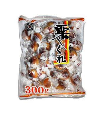Japanese snacks 日本零食館 - 佐藤半生栗果子  - 300g