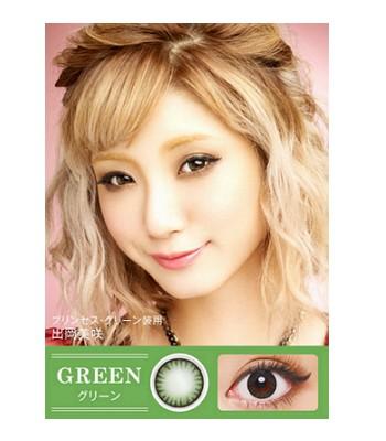FAIRY - 妃妮日拋彩色隱形眼鏡 - 綠