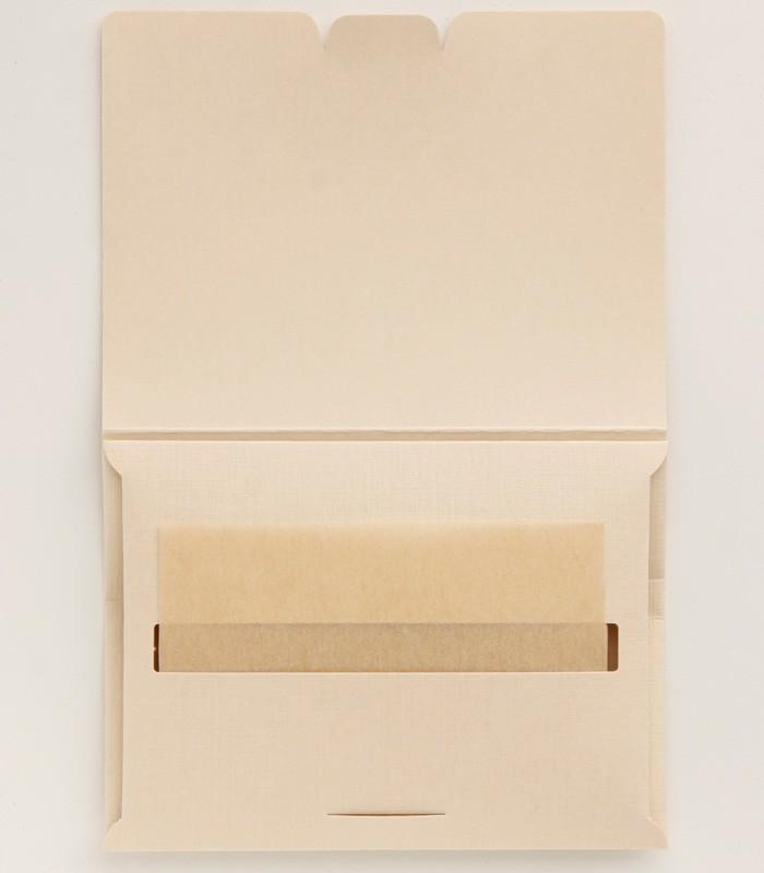 MUJI 無印良品 - 混麻吸油面紙  - 75×99mm.100張