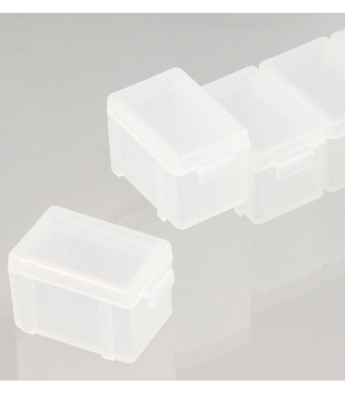 MUJI 無印良品 - 聚丙烯連結式藥盒  - 7連結