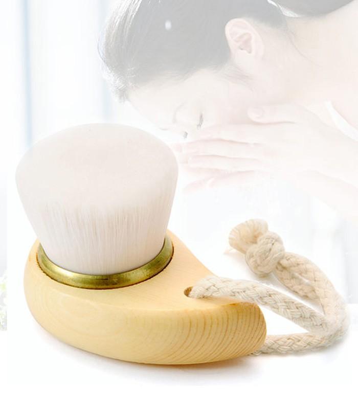 MYHUO Skincare Collection 買貨推薦保養 - 超柔軟極細深層潔面刷  - 1入