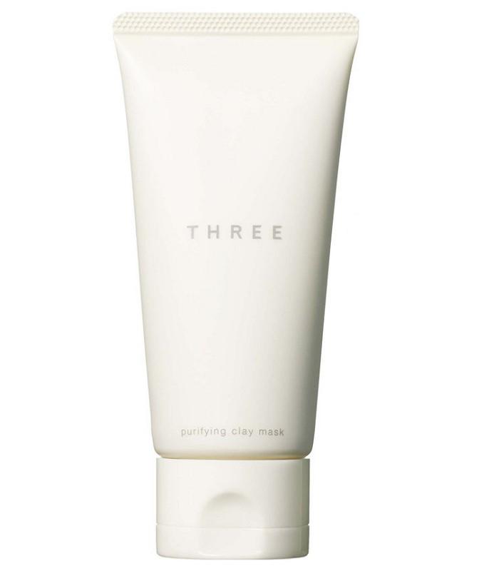 THREE - 精萃礦泥膜  - 120g