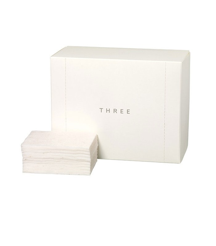 THREE - 有機化妝棉  - 100片