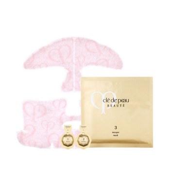 Clé de Peau Beauté 肌膚之鑰 - 激光甦活修護組  - 2ml+3ml+面膜, 共6組