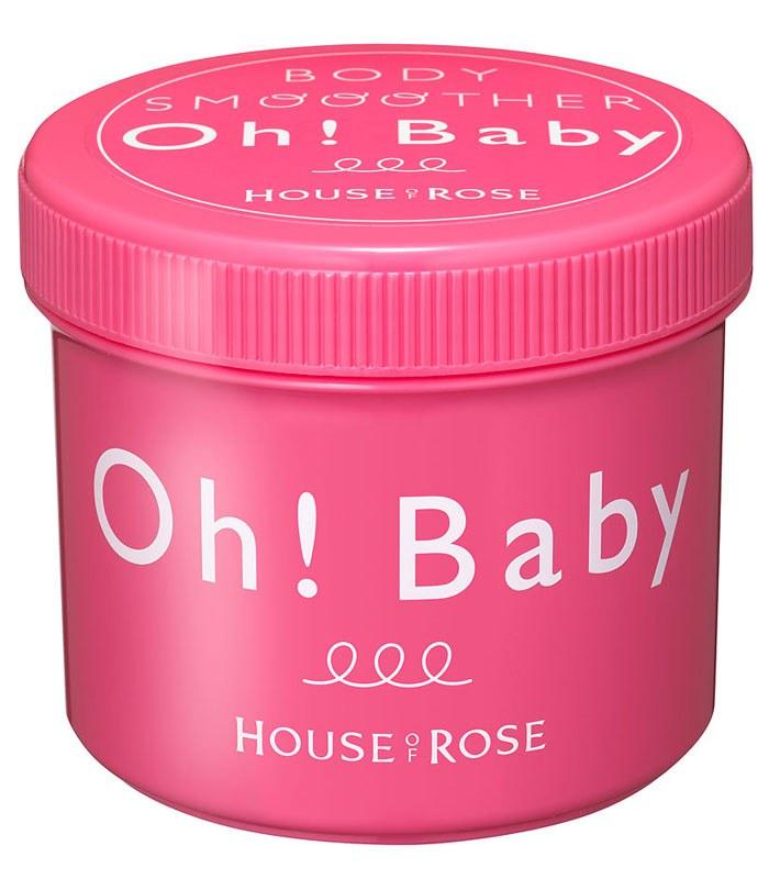 House Of Rose - OH BABY親愛寶貝去角質美體霜  - 570g