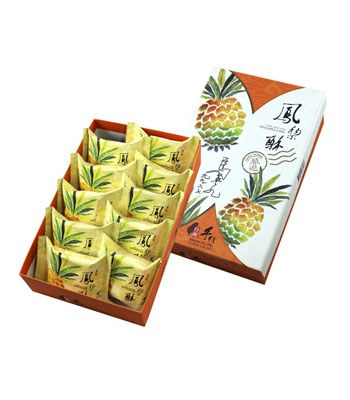 Shu Shin Bou - 原味鳳梨酥10入-10入