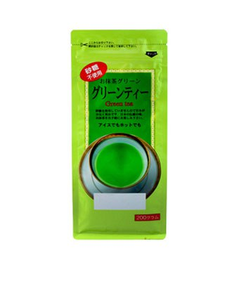 Japanese snacks - 日本梅園抹茶-無糖-200g