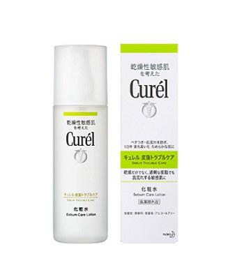 Curel - 控油保濕化粧水-150ml