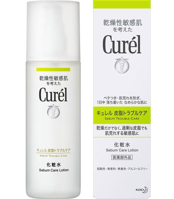 Curel 珂潤 - 控油保濕化粧水  - 150ml