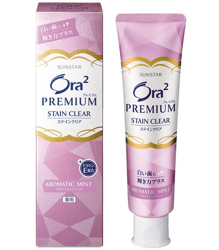 Ora2 - 極緻淨白牙膏 - 100g
