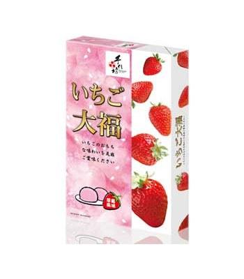 Shu Shin Bou - 大福-草莓風味-14入裝