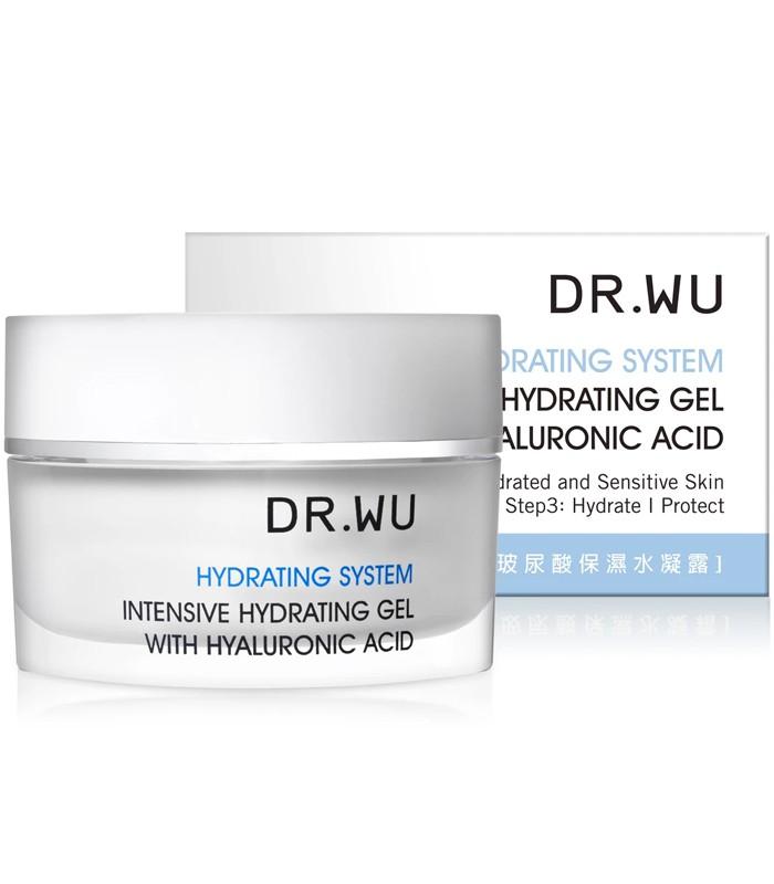 DR.WU 達爾膚 - 玻尿酸保濕水凝露  - 30ml