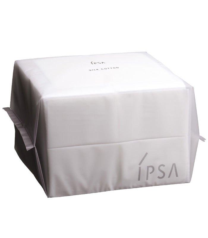 IPSA 茵芙莎 - 化妝棉 -120枚 - 120枚