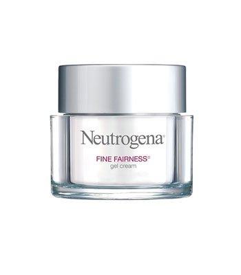 Neutrogena - 細白晶透水凝霜-50g