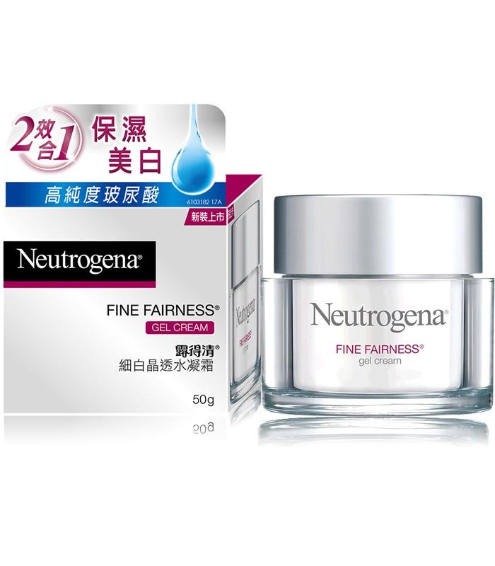 Neutrogena 露得清 - 細白晶透水凝霜  - 50g