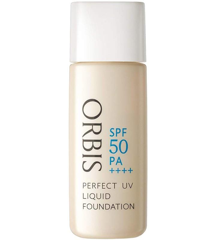 ORBIS 奧蜜思 - 極緻完美抗陽粉底液 - 30ml