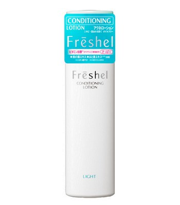 Freshel - 控油淨透化粧水