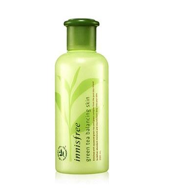 Innisfree - 綠茶水平衡調理液-200ml