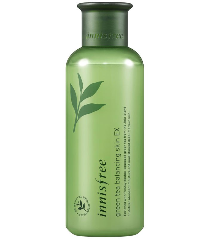 Innisfree 悅詩風吟 - 綠茶水平衡調理液  - 200ml
