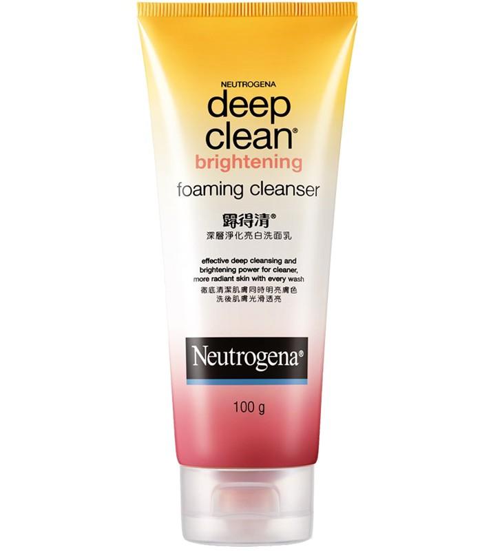Neutrogena 露得清 - 深層淨化亮白洗面乳  - 100g