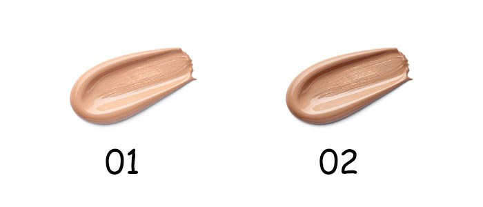 WHOO 后 - 金鐏玉帛防曬粉底露 - 40ml