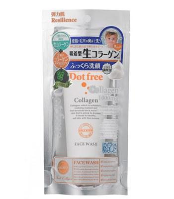 Dot Free - 天使肌水膠原蛋白洗面乳-100g