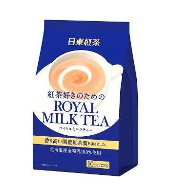 Japanese snacks - 日東皇家奶茶包-140g