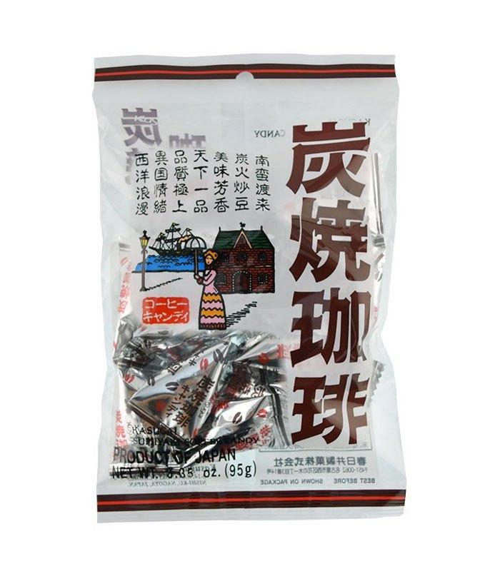 Japanese snacks 日本零食館 - 春日井 炭燒咖啡糖  - 270g