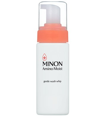 MINON - 鎖水潔顏慕斯-150ml