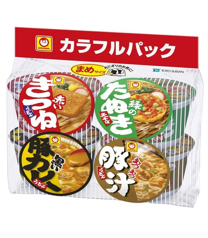NISSIN 日清 - 東洋四味碗麵  - 177g