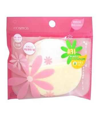 COSMOS - 蜜粉專用粉撲 -A31 - 1入