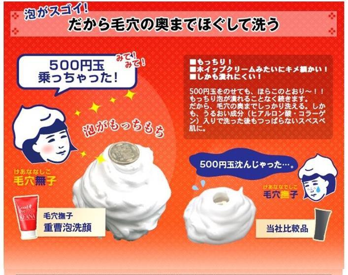 Ishizawa Lab 石澤研究所 - 毛穴撫子- 角質對策泡洗顏 - 100g