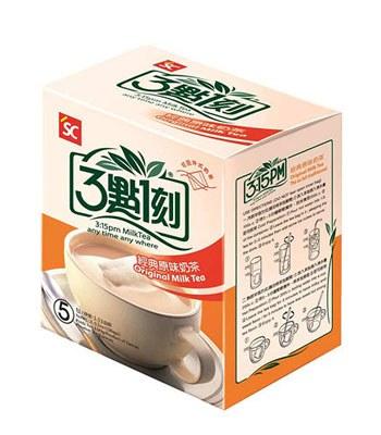 3點1刻 - 經典原味奶茶  - 5包/盒